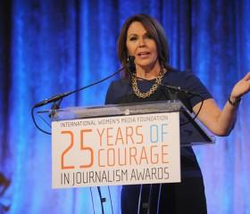 Journalist Maria Elena Salinas