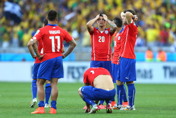 Chile beat Bolivia with late Arturo Vidal penalty in injury time