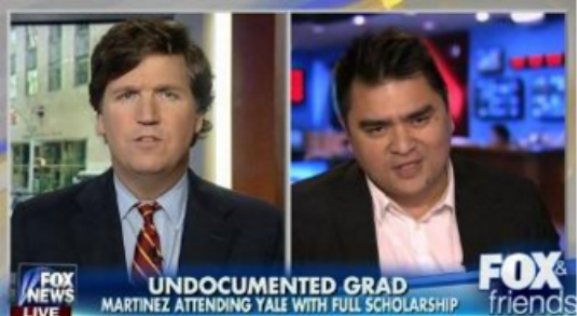Should illegal alien students that have a scholarship be allowed to go to school provided they?
