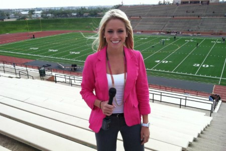 The Florida sports reporter was fired after making racist comments on video.