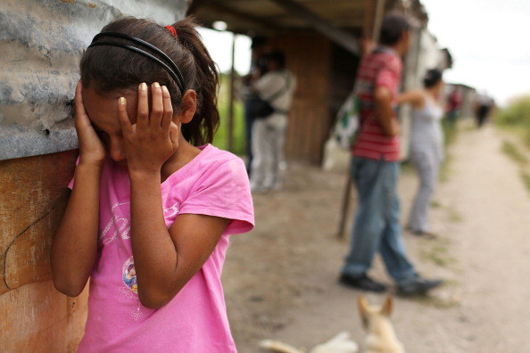 Children make up most of the victims of sex trafficking in Guatemala.