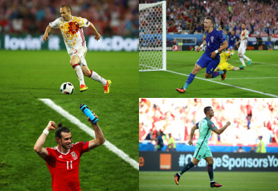 Golden Watches Euro-2016