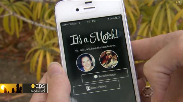 Online dating app 2014