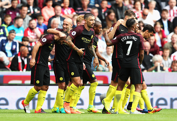 Manchester City x Steaua Bucareste