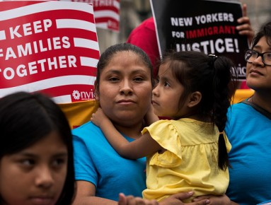 Americans View Immigration as Good for the Country But Don't Want Increase in Immigrants