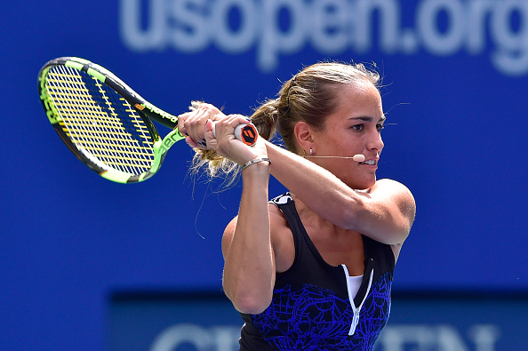 Olympic Gold Medalist Monica Puig out in US Open 1st Round