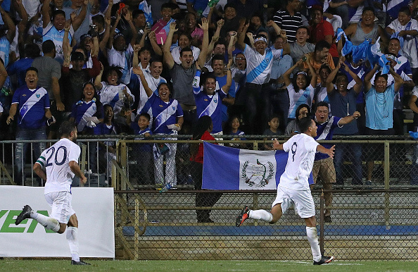 Resultado de imagem para Trinidad e Tobago x Guatemala