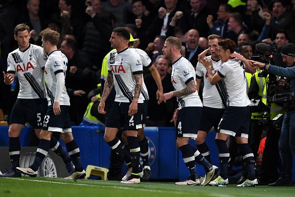 Tottenham x Monaco champions