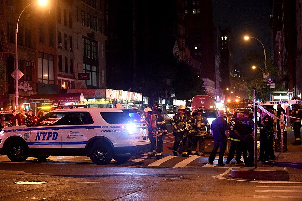 Explosion Reported in Chelsea Neighborhood of New York City