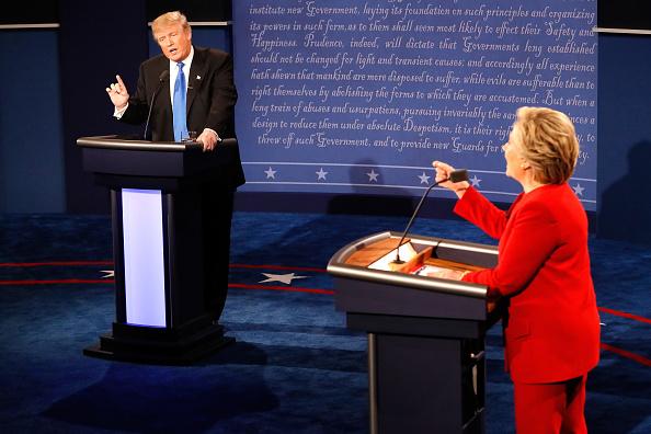 Clinton Presidential Debate Showdown Breaks TV Record