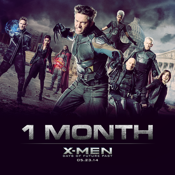 x men days of future past news cast trailer 1 and 2 new x men