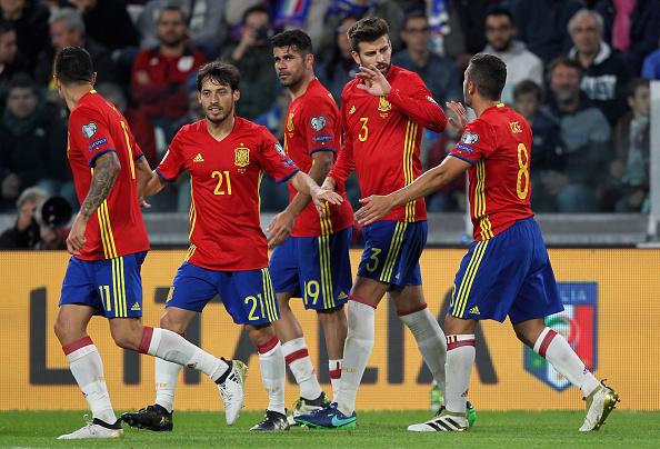 Ver en vivo Albania vs Spain onlin - Em directo 09/10/2016