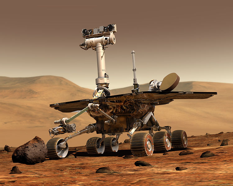 NASA Research: Microbes from Earth Could Invade Mars Before Humans ...