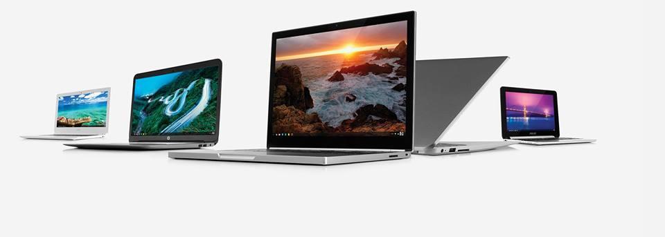 Samsung revealed Chromebook Pro
