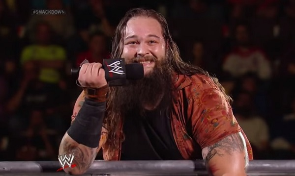 2014: Bray Wyatt's Message Spreads After Win at Extreme Rules : Sports