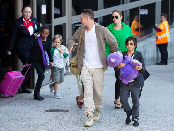 Brad Pitt cleared of abusive behaviour towards son Maddox