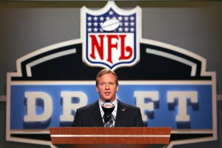 Roger Goodell/ NFL Draft