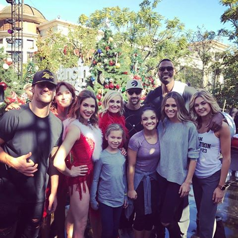 DWTS 23- The Crew