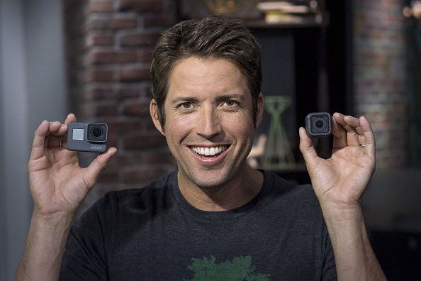 GoPro Inc. Chief Executice Officer Nick Woodman Interview