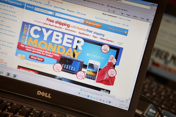 US Consumers Expected To Spend $1.5 Billion On Cyber Monday Holiday Shopping