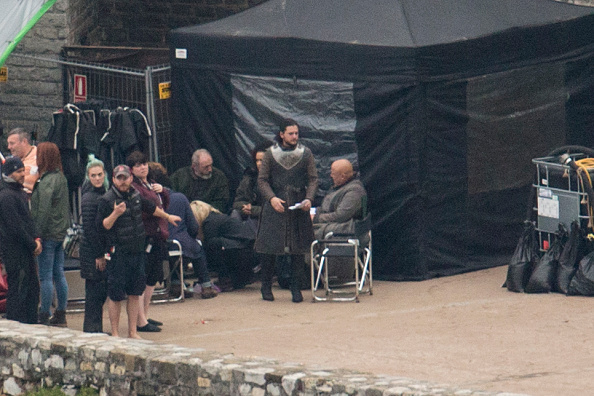 Game Of Thrones Set Filming In Zumaia