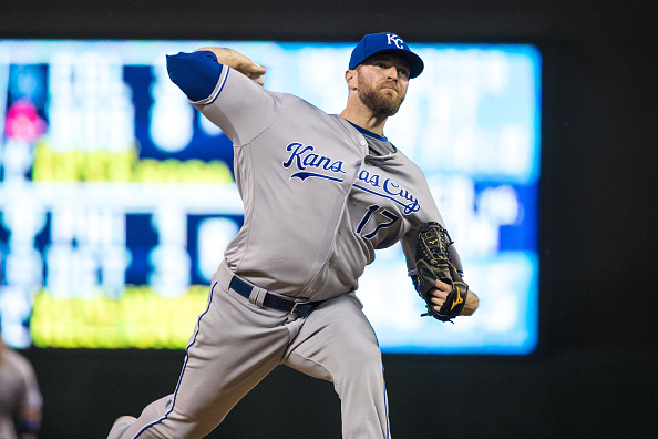Royals, Cubs close to trading Wade Davis for Jorge Soler