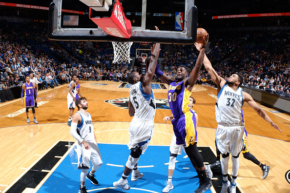 nba updates lakers gets rudy gay ricky rubio the kings timberwolves