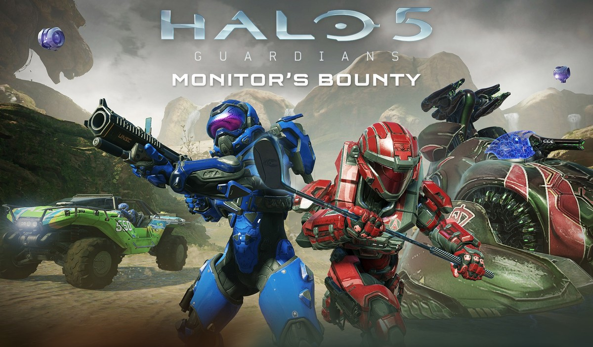 Halo 5 recent updates will include Custom Game Browser for users