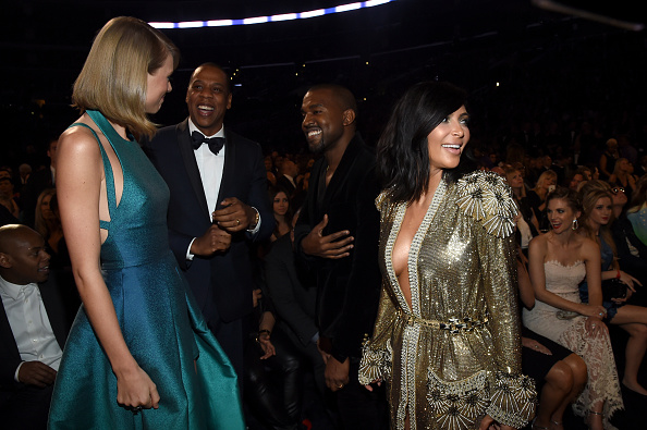 Kim Kardashian and Kanye West vs Taylor Swift:  The Most Spectacular Celebrity Feud in 2016