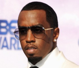 Songwriter/producer/recording artist Sean 'Diddy' Combs arrives at the BET Awards '11 held at the Shrine Auditorium