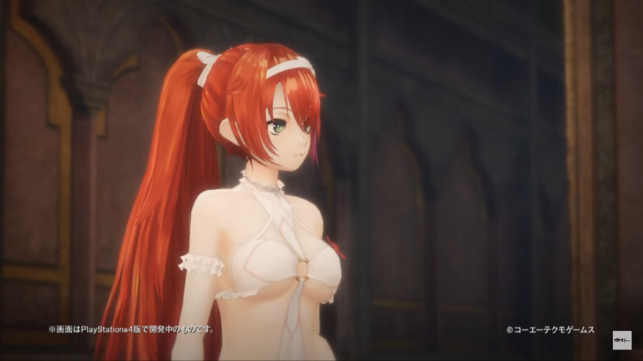 "Nights of Azure 2's ""Forbidden Lily"" Trailer Out"