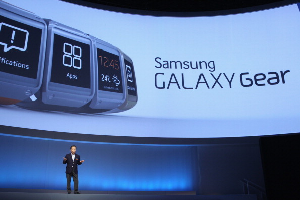Samsung Presents New Products