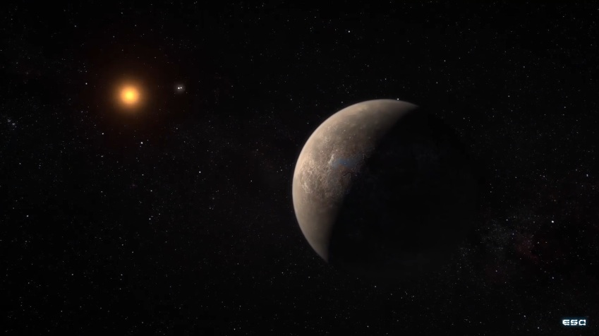 Closest Habitable Planet to Earth Found | Pale Red Dot's Proxima b | What's the Gist Physicist
