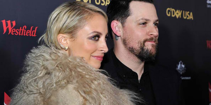 Nicole Richie and Joel Madden attend the 2016 G'Day Los Angeles Gala at Vibiana on January 28, 2016 in Los Angeles, California.