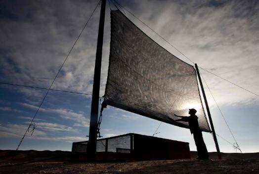 Atacama Fog Catchers