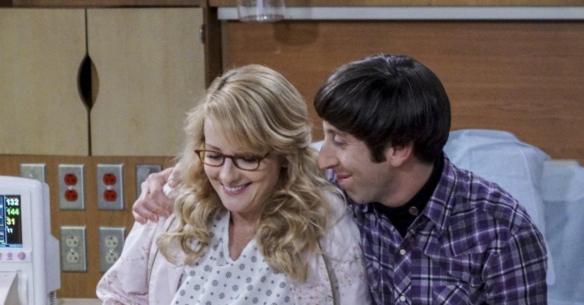 The Big Bang Theory official photo