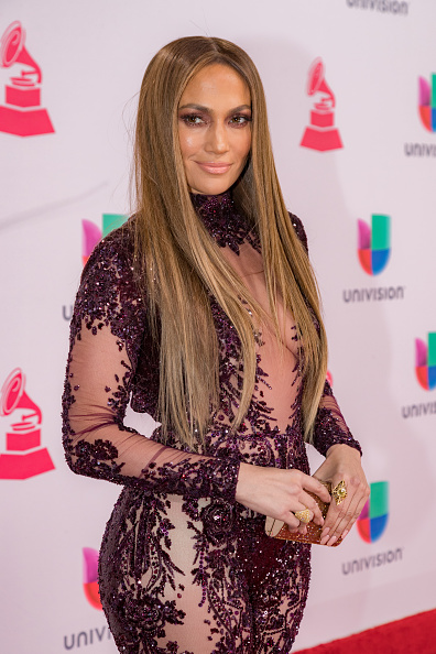 Actress/singer Jennifer Lopez attends The 17th Annual Latin Grammy Awards at T-Mobile Arena on November 17, 2016 in Las Vegas, Nevada