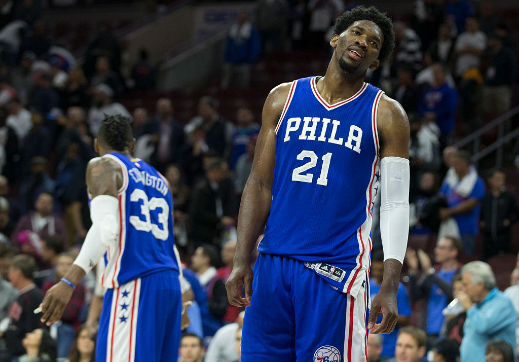 76ers Beat Nets For 10th Win; Embiid & Covington Duo Were Unstoppable