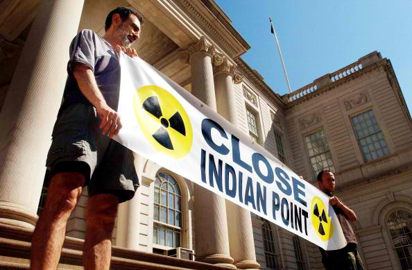 Anti-Nuke Activists Want Indian Point Closed