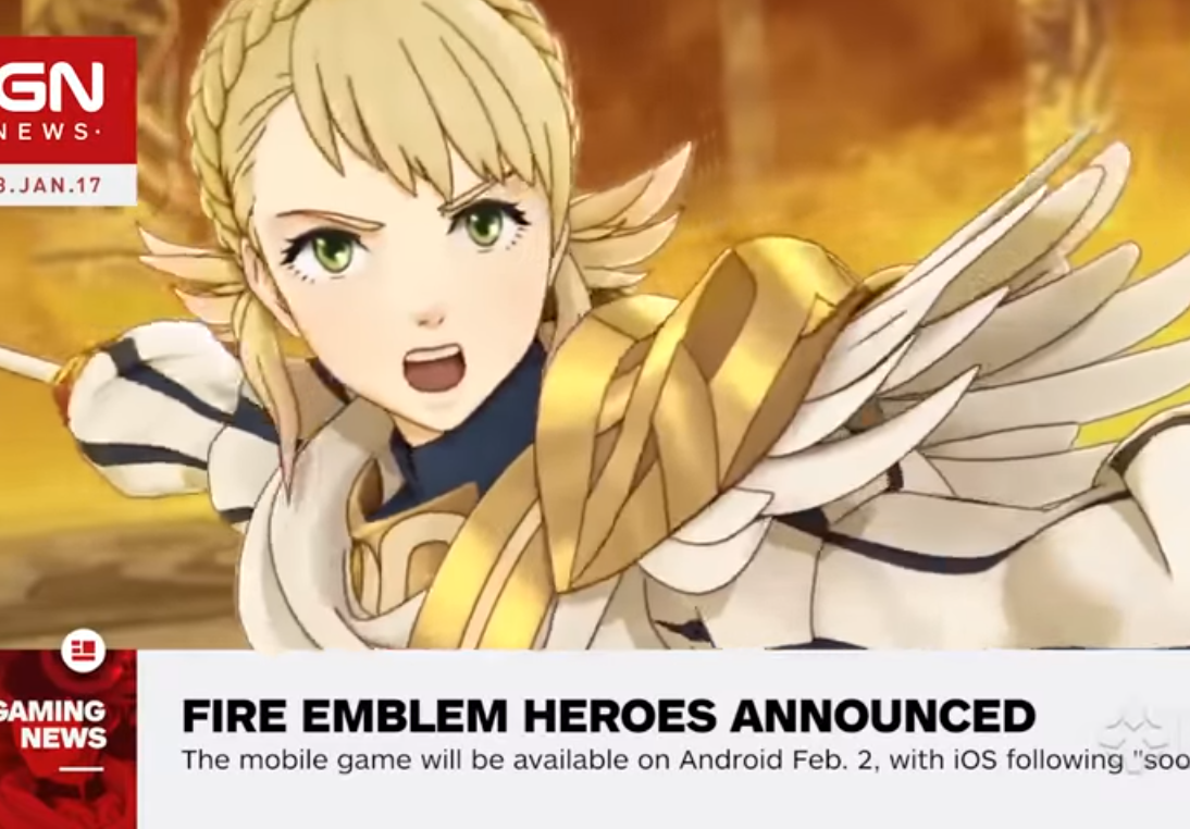 Rumor: Fire Emblem Fates is Coming to Nintendo Switch