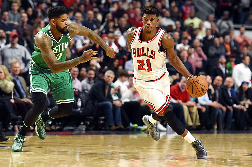 Bulls Blowout Thunder in Return to OKC