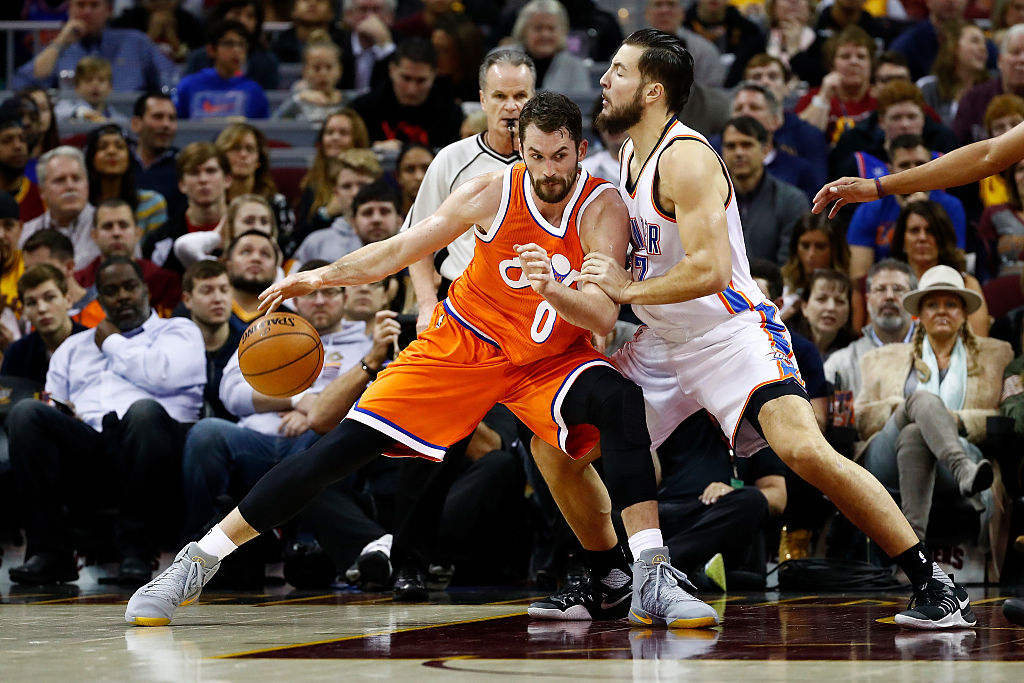 NBA News Potential Replacements For Kevin Love Should He Miss The All Star Game Due To Injury