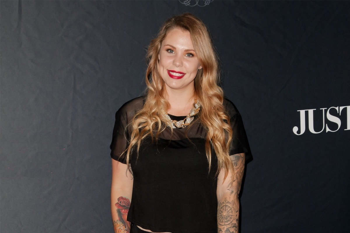 Kailyn Lowry opens up about her pregnancy