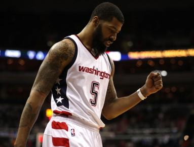 NBA News: Washington Wizards Forward Markieff Morris Fined 25K For Throwing Ball At Ref