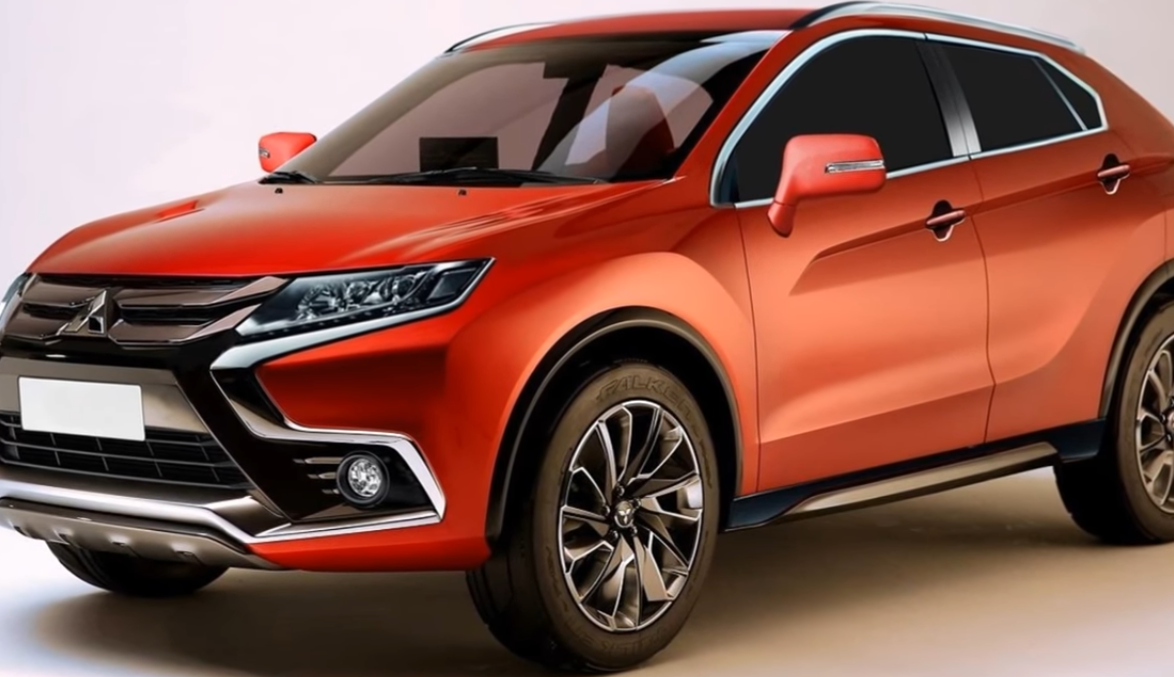 Mitsubishi Eclipse Cross to Sport Super and Electronically All-Wheel Control Drive Transmission ...