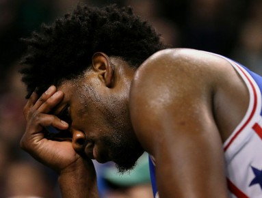 NBA News: Sixers' Phenom Joel Embiid Out For Rest Of Season With Torn Meniscus Injury