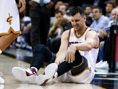 NBA News: Andrew Bogut Out For Season With Broken Leg; J.R. Smith Cleared For Practice