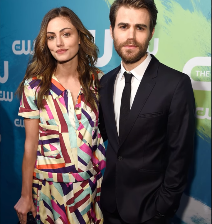 Phoebe Tonkin and Paul Wesley split after four years together