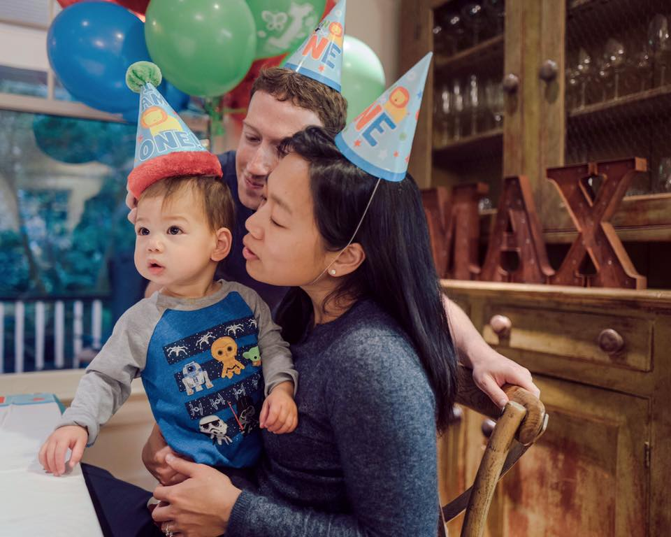 Mark Zuckerberg and Priscilla Chan Expecting Baby No. 2