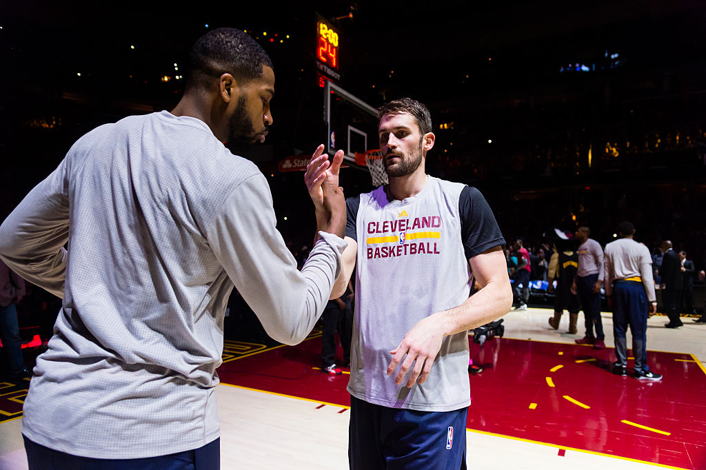 NBA News: Cleveland Cavaliers Forward Kevin Love Expected To Return On Team's Next Trip